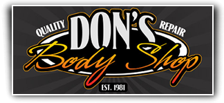 Dons Body Shop Logo